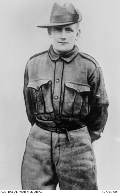 Pte. Charles Frederick Litton