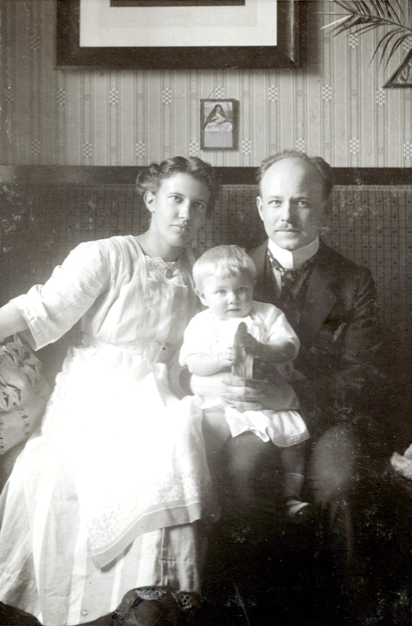 Otto with Martha and Ruth